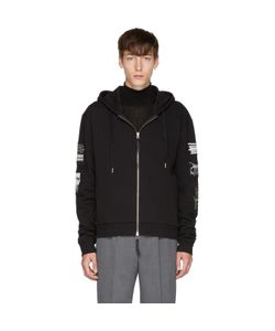 Tiger of Sweden Jeans | Diff Patches Zip Hoodie
