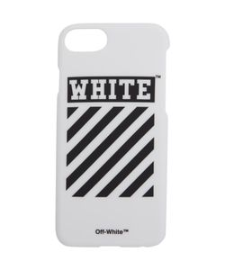 OFF-WHITE | Diagonal Iphone 7 Case