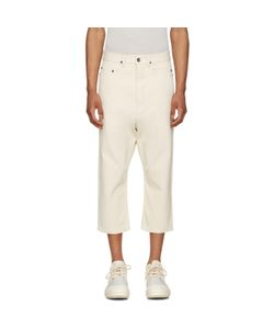 RICK OWENS DRKSHDW | Cropped Astaire Jeans