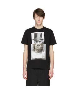 Neil Barrett | Top Hat T-Shirt