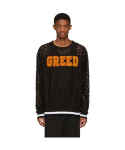Pyer Moss | Exclusive Lace Greed Pullover