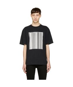 Alexander Wang | Cracked Barcode T-Shirt