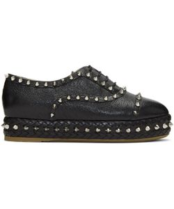 Charlotte Olympia | Studded Hoxton Oxfords