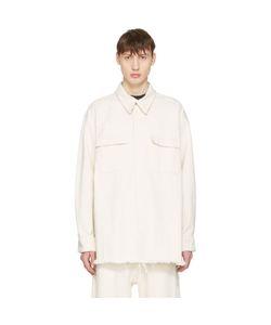 Marques Almeida   Denim Oversized Shirt