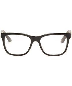 Versace   Rectangular Glasses