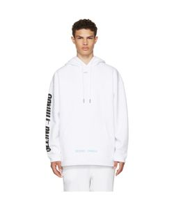 OFF-WHITE | Photocopy Over Hoodie