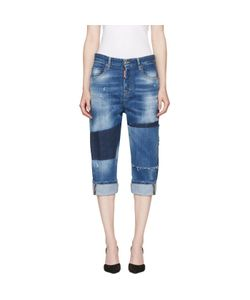 Dsquared2 | Patchwork Kawaii Jeans