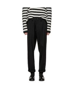 Yohji Yamamoto | Slim Twill Trousers