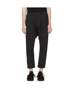 ATTACHMENT | Slim Cropped Trousers