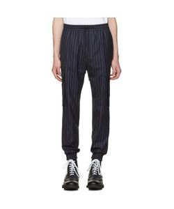 JUUN.J | Pinstripe Cargo Trousers