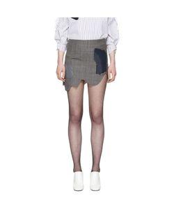 Toga | Check Miniskirt