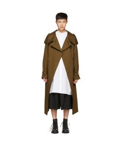 Ys | Oversized Trench Coat