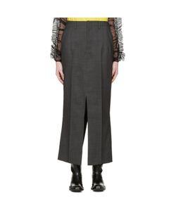 Junya Watanabe   Slit Trouser Skirt