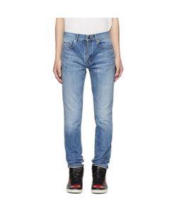 Saint Laurent | Low-Waisted Skinny Jeans