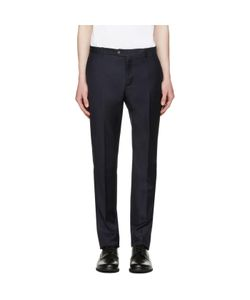 Éditions M.R | Tailored Wool Trousers