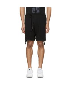 11 BY BORIS BIDJAN SABERI | Drawstring Shorts