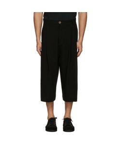 SONG FOR THE MUTE | Wool Bucket Trousers
