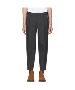 Kolor | Wool Pleated Trousers