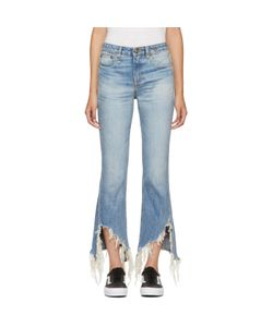 R13 | Kick Fit Long Jeans