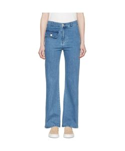 See By Chloe | See By Chloé Denim Fla Jeans