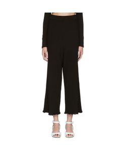 ROSETTA GETTY   Ribbed Trousers
