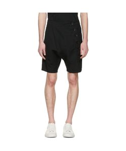 Nude:mm | Nude Mm Side Button Shorts
