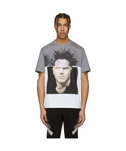 Neil Barrett | Baskiat T-Shirt