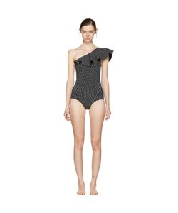Lisa Marie Fernandez | And Arden Flounce Swimsuit