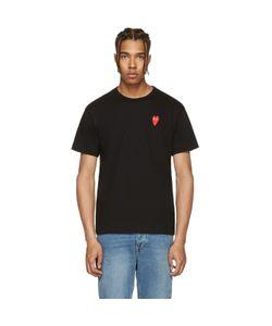 Comme des Gar ons Play | Long Heart T-Shirt