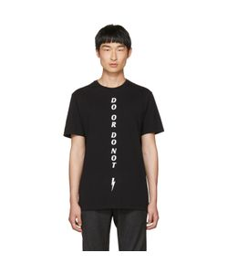 Neil Barrett | Do Or Do Not T-Shirt