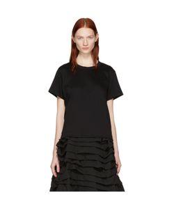 Noir Kei Ninomiya | Grosgrain Tape T-Shirt