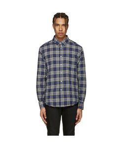 Naked & Famous Denim | Naked And Famous Denim Herringbone Buffalo Check Shirt
