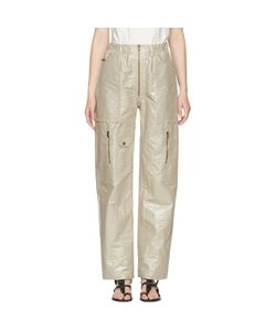 Isabel Marant | Loafer Cargo Trousers