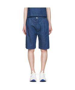 Sunnei | Denim Bermuda Shorts