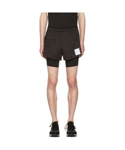 SATISFY | Laye Long Distance Shorts