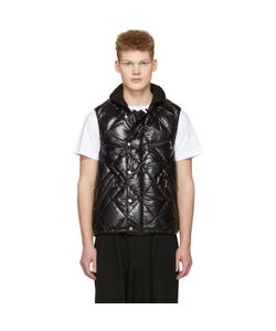 Junya Watanabe   Duvetica Edition Quilted Down Vest