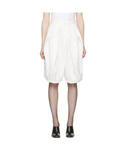 Junya Watanabe   Linen Denim Shorts