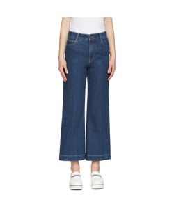 Stella Mccartney | Crop Flare Jeans
