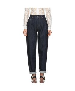 Miu Miu | Denim Patch Jeans