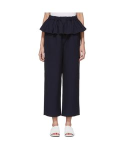 Sara Lanzi | Ruffle Trousers