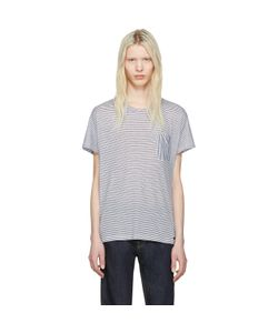 Burberry | And Striped Milford T-Shirt