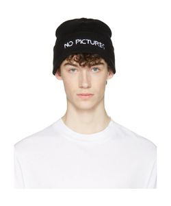 NASASEASONS | No Pictures Beanie