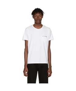 Marc Jacobs | Studded Pocket T-Shirt