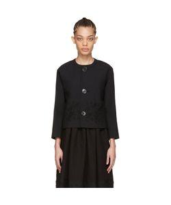 Tricot Comme des Garçons | Embroidery Jacket