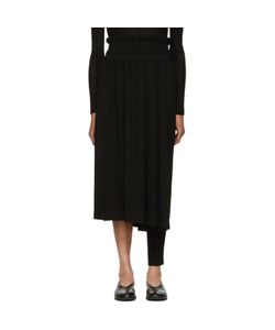 NOCTURNE 22 | Asymmetric Skirt Trousers