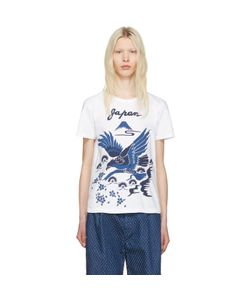 Blue Blue Japan | Hawk T-Shirt