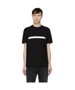 Neil Barrett | Brush Stroke T-Shirt