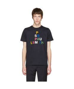 PS PAUL SMITH   Letter T-Shirt