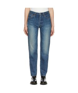 Hyke | Classic Straight Jeans