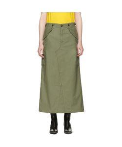 Junya Watanabe   Cargo Skirt